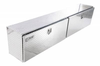 Aluminum - DeeZee Side Mount Boxes Aluminum - Dee Zee - DEE ZEE TOOL BOX-SPECIALTY TOPSIDER BT ALUM (DZ67)