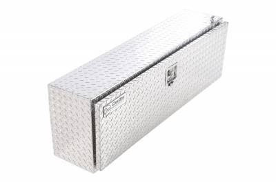 Aluminum - DeeZee Side Mount Boxes Aluminum - Dee Zee - DEE ZEE TOOL BOX-SPECIALTY TOPSIDER BT ALUM (DZ70)