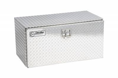 Aluminum - DeeZee Under Body Boxes Aluminum - Dee Zee - DEE ZEE TOOL BOX-SPECIALTY UNDERBED BT ALUM (DZ75)