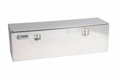 Aluminum - DeeZee Under Body Boxes Aluminum - Dee Zee - DEE ZEE TOOL BOX-SPECIALTY UNDERBED BT ALUM (DZ76)