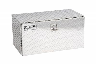 Aluminum - DeeZee Under Body Boxes Aluminum - Dee Zee - DEE ZEE TOOL BOX-SPECIALTY UNDERBED BT ALUM (DZ77)