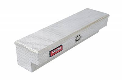 Aluminum - DeeZee Side Mount Boxes Aluminum - Dee Zee - DEE ZEE TOOL BOX-RED SIDE MOUNT BT ALUM (DZ8748)