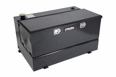 Combo Tanks - DeeZee Combo Tanks Aluminum - Dee Zee - DEE ZEE TOOL BOX-SPECIALTY TANK-COMBO BLACK BT (DZ91741B)