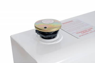 Dee Zee - DEE ZEE TOOL BOX-SPECIALTY TANK-STEEL WHITE STEEL (DZ91754S) - Image 2