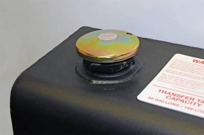 Dee Zee - DEE ZEE TOOL BOX-SPECIALTY TANK-STEEL BLACK STEEL (DZ91754SB) - Image 2