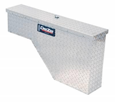 Misc. Utility - DeeZee Utility Boxes - Dee Zee - DEE ZEE TOOL BOX-SPECIALTY WHEEL WELL BT ALUM (DZ95)