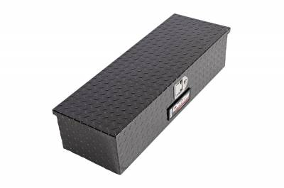 Aluminum - DeeZee Chest Boxes Aluminum - Dee Zee - DEE ZEE TOOL BOX-SPECIALTY CHEST BLACK BT (M206)