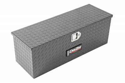 Aluminum - DeeZee Chest Boxes Aluminum - Dee Zee - DEE ZEE TOOL BOX-SPECIALTY CHEST BLACK BT (M207)