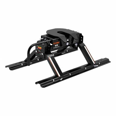 Gooseneck - CURT Gooseneck - CURT - CURT E16 5TH WHEEL HITCH WITH RAILS (16116)