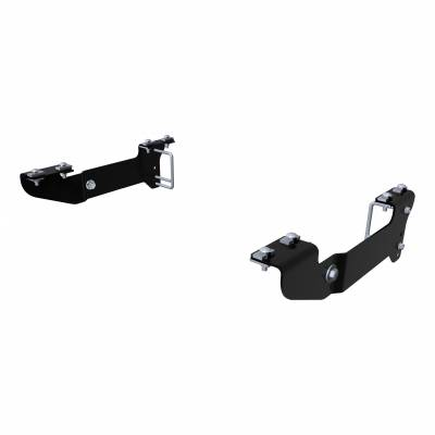 5th Wheel - CURT 5th Wheel - CURT - CURT CUSTOM 5TH WHEEL BRACKET KIT (16412)