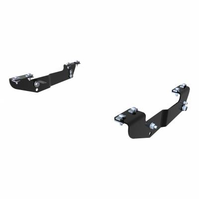 5th Wheel - CURT 5th Wheel - CURT - CURT CUSTOM 5TH WHEEL BRACKET KIT (16418)