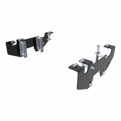 5th Wheel - CURT 5th Wheel - CURT - CURT CUSTOM 5TH WHEEL BRACKET KIT (16419)
