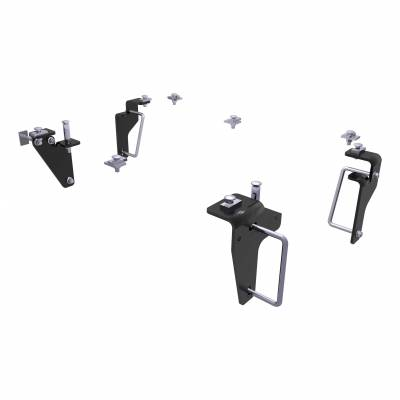 5th Wheel - CURT 5th Wheel - CURT - CURT CUSTOM 5TH WHEEL BRACKET KIT (16426)