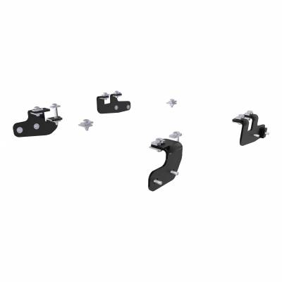 5th Wheel - CURT 5th Wheel - CURT - CURT CUSTOM 5TH WHEEL BRACKET KIT (16427)