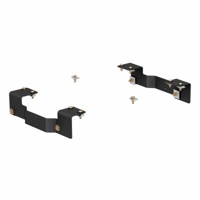 5th Wheel - CURT 5th Wheel - CURT - CURT CUSTOM 5TH WHEEL BRACKET KIT (16465)