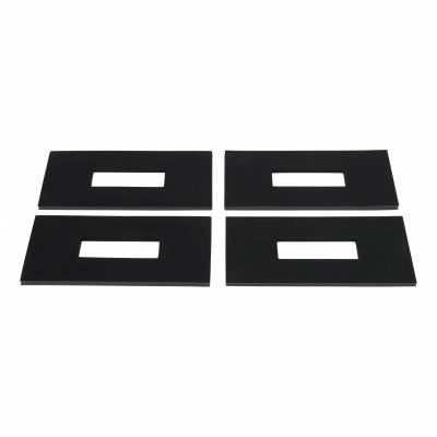 5th Wheel - CURT 5th Wheel - CURT - CURT 5TH WHEEL RAIL SOUND DAMPENING PADS (16901)