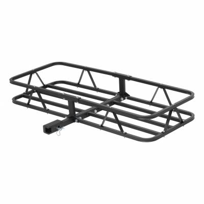 Misc. - Curt Misc. Hitch Access. - CURT - CURT BASKET-STYLE CARGO CARRIER (18145)