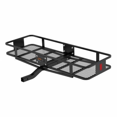 Misc. - Curt Misc. Hitch Access. - CURT - CURT BASKET-STYLE CARGO CARRIER (18150)
