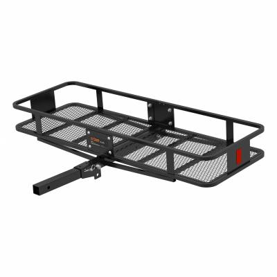 Misc. - Curt Misc. Hitch Access. - CURT - CURT BASKET-STYLE CARGO CARRIER (18151)