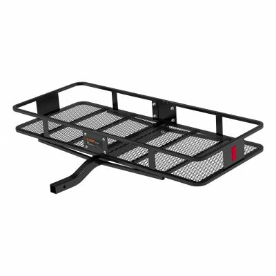 Misc. - Curt Misc. Hitch Access. - CURT - CURT BASKET-STYLE CARGO CARRIER (18152)