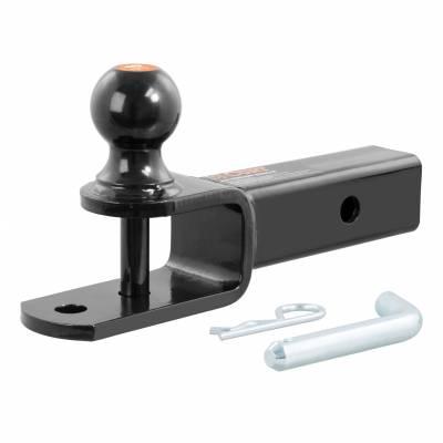 Ball Mounts - Curt Ball Mounts - CURT - CURT 3-IN-1 ATV BALL MOUNT (45009)