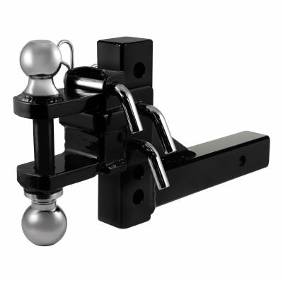 Balls - CURT Balls - CURT - CURT ADJUSTABLE MULTIPURPOSE BALL MOUNT (45049)
