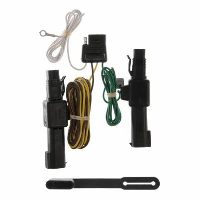 CURT - CURT T-CONNECTOR, STANDARD 2 WIRE SYSTEM (55317)