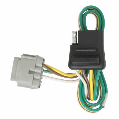 Electrical - Curt Electrical - CURT - CURT  Custom Wiring Connector