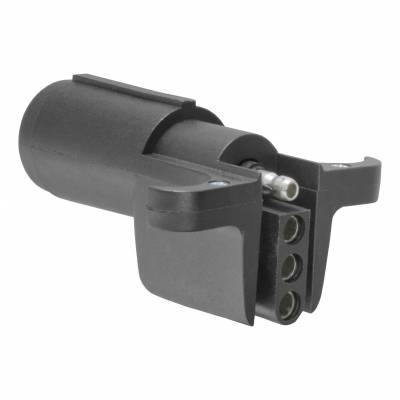 CURT - CURT  6-Way Round Electrical Adapter - Image 3