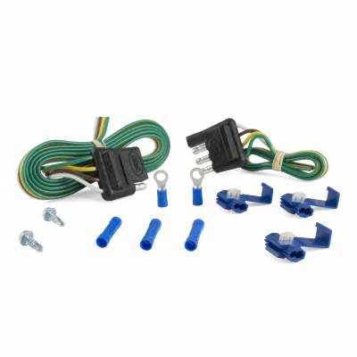 Electrical - Curt Electrical - CURT - CURT 48 CAR END/ 12 TRAILER END KIT (58305)