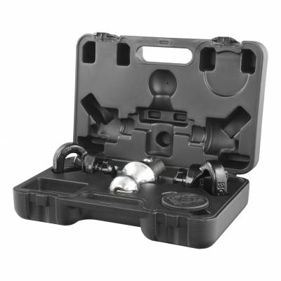 CURT - CURT OEM-COMPATIBLE GOOSENECK BALL & SAFETY CHAIN ANCHOR KIT FOR RAM (60618) - Image 3