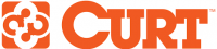 CURT - CURT CLASS 2 TRAILER HITCH, INCLUDES INSTALLATION HARDWARE, PIN & CLIP (12923)