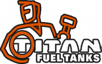 Titan Fuel Tanks - Titan Fuel Tanks 55 Gallon extra heavy duty, cross-linked polyethylene fuel tank (8020199)
