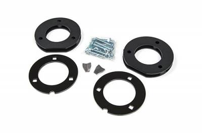BDS - BDS Suspension Lift Kit - 6in Front/4in Rear Spring (718H)