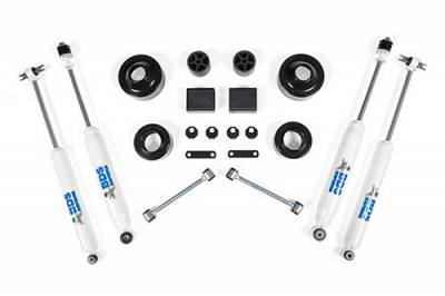 "Lifts - BDS Lifts - BDS - BDS  2"" level kit  2007-2011 JEEP JK  2DR   (1401H)"