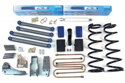 """Lifts - BDS Lifts - BDS - BDS 3"""" Suspension Lift Kit - Dodge 1/2 Ton w/ Offroad Package (255H)"""