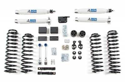 "Lifts - BDS Lifts - BDS - BDS  3"" LIFT KIT  2007-2011 JEEP JK  4DR  (1411H)"