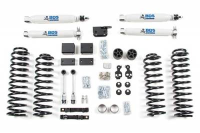 "Lifts - BDS Lifts - BDS - BDS  3"" LIFT KIT  2012-2018  JEEP JK  4DR  (1403H)"