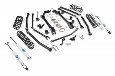 BDS - BDS Suspension Lift Kit - 4.5in Front LA/4in Rear Spring (477H)