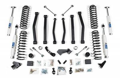 "BDS - BDS  4.5"" LIFT KIT  2007-2011 JEEP JK  4DR  (1413H)"
