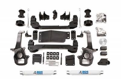 """Lifts - BDS Lifts - BDS - BDS  4"""" LIFT KIT  2012 RAM 1500  4WD  (664H)"""