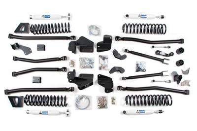 "BDS - BDS  6.5"" LONG ARM KIT  2007-2018  JEEP JK  4DR  (1409H)"