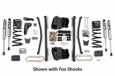 "BDS - BDS  8"" LONG ARM KIT  2009-2013 RAM 2500 / 2009-2012 RAM 3500  4WD  (632H)"