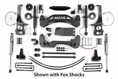 """BDS - BDS Suspension Lift Kit - 8"""" Suspension Lift Kit - Ford F150 4WD (568H)"""
