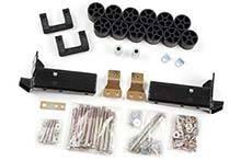 """Lifts - Zone Lifts - Zone - Zone 4"""" Combo Lift Kit (ZONC1400)"""