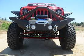 Jeep - Bumpers
