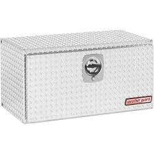Tool Boxes - Under Body - Aluminum