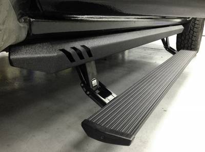 Amp Research Electric Running Boards