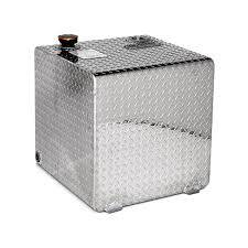 Aluminum Tanks - Square Tanks - DeeZee Square Tanks Aluminum