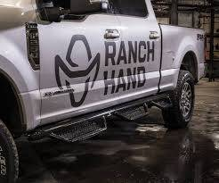 Ranch Hand Drop Steps
